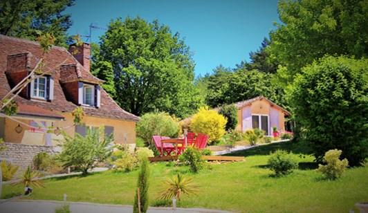 Location vacances Eyliac -  Gite - 14 personnes - Barbecue - Photo N° 1