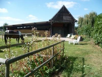 Les chevaux de saint Victor - Saint-Victor-d'Épine