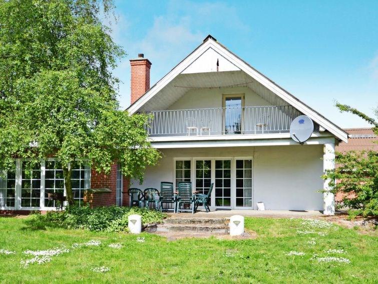 Maison pour 11 à Kibæk