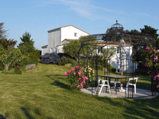 Location vacances Pornic -  Maison - 6 personnes - Barbecue - Photo N° 1