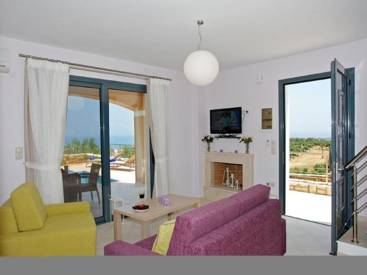 Location vacances Rethymni Municipality -  Maison - 5 personnes -  - Photo N° 1