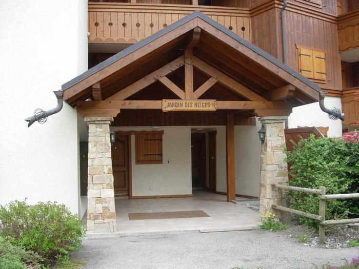 Location vacances Samoëns -  Appartement - 4 personnes - Barbecue - Photo N° 1