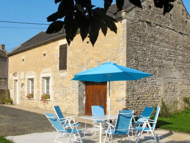 Location vacances Commes -  Maison - 2 personnes - Barbecue - Photo N° 1