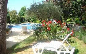 Alquileres de vacaciones Saint-Maximin-la-Sainte-Baume - Alojamiento y desayuno - 6 personas - Jardín - Foto N° 1