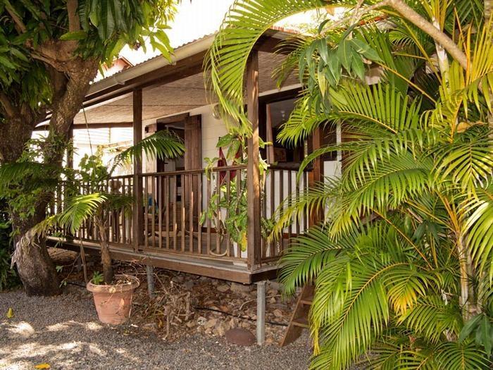 Location vacances Vieux-Habitants -  Gite - 6 personnes - Barbecue - Photo N° 1