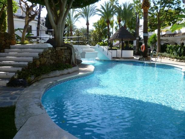 Location vacances Marbella -  Appartement - 5 personnes - Télévision - Photo N° 1