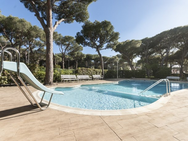 Location vacances Castelldefels -  Appartement - 6 personnes - Barbecue - Photo N° 1