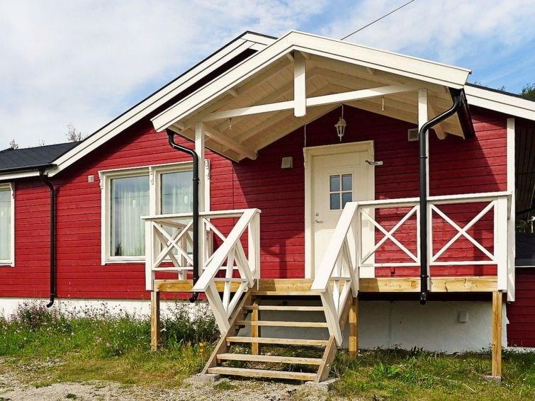 Maison pour 3 personnes à Børselv