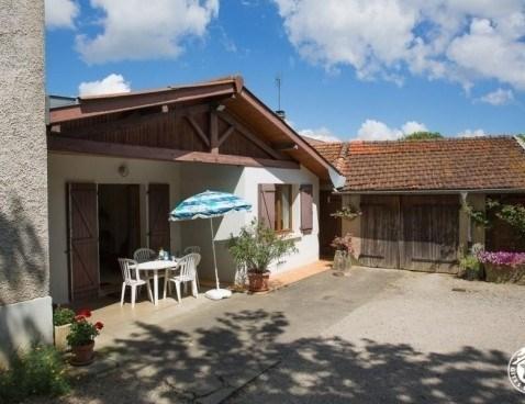 Location vacances Marlieux -  Maison - 3 personnes - Barbecue - Photo N° 1