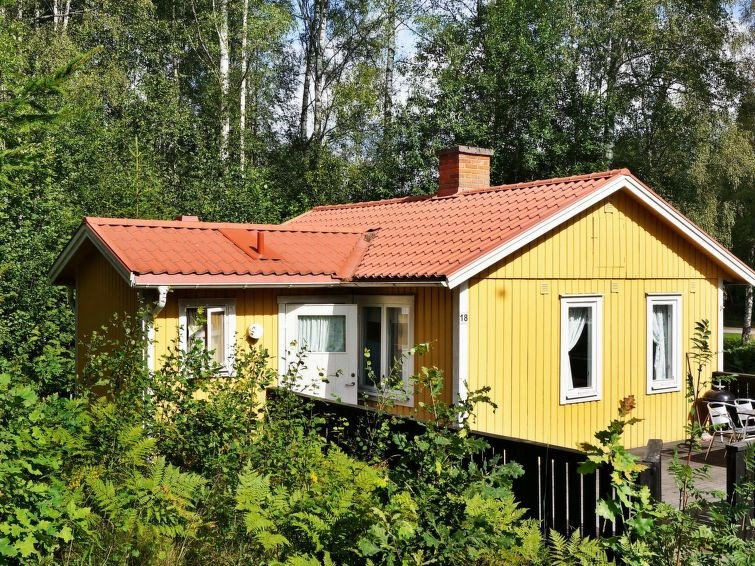 Maison pour 2 personnes à Virserum
