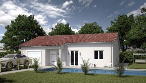 Maison  4 pièces + Terrain 605 m² Poucharramet par ESQUISS 31