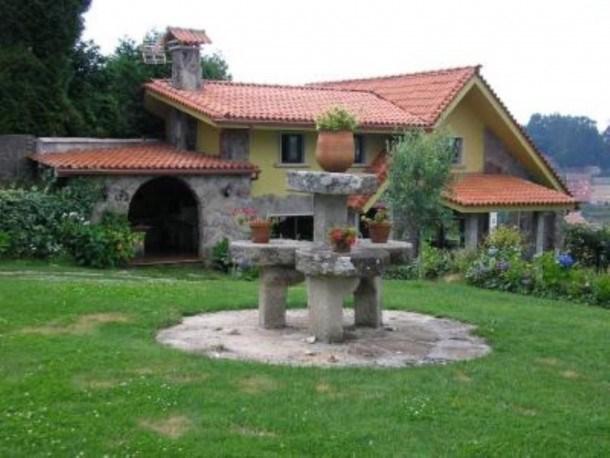 Location vacances Bueu -  Maison - 6 personnes - Barbecue - Photo N° 1
