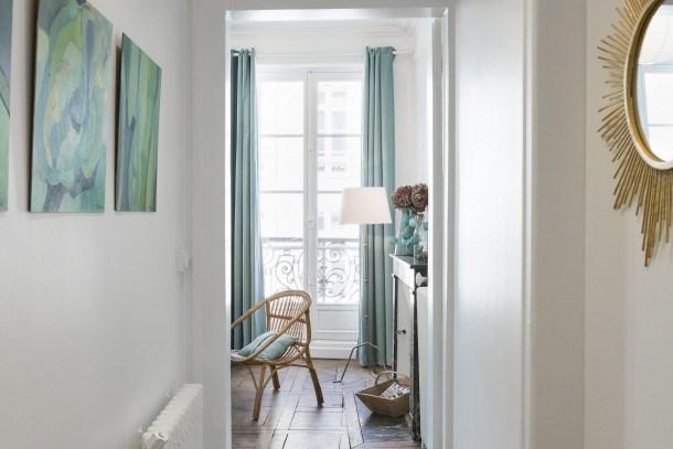 Location vacances Rennes -  Appartement - 3 personnes - Télévision - Photo N° 1