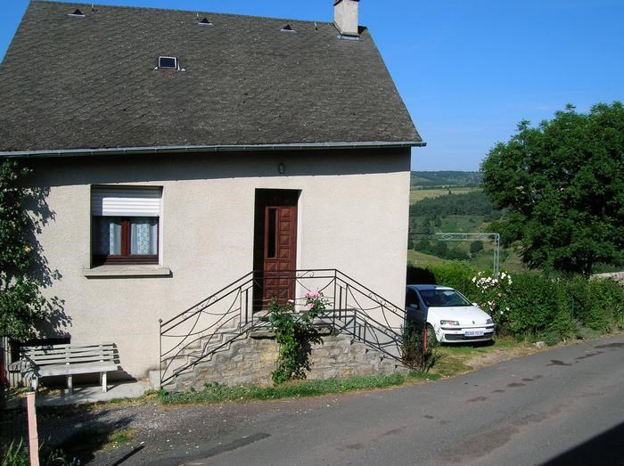 Holiday rentals Châteauneuf-de-Randon - House - 4 persons - BBQ - Photo N° 1