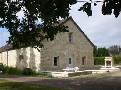 Ferienwohnungen Carentan - Haus - 6 Personen - Grill - Foto Nr. 1