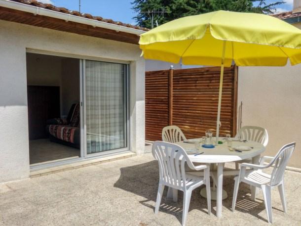 Location vacances Saint-Georges-de-Didonne -  Maison - 4 personnes - Barbecue - Photo N° 1