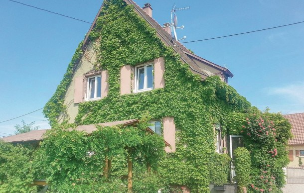Location vacances Ebersheim -  Maison - 8 personnes - Barbecue - Photo N° 1