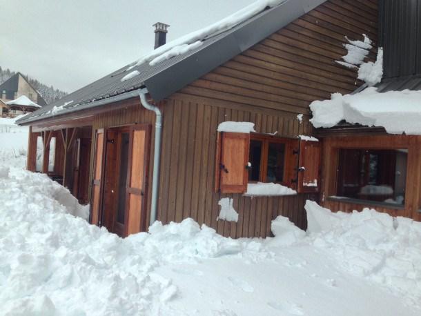 Location vacances Laveissière -  Maison - 15 personnes - Barbecue - Photo N° 1