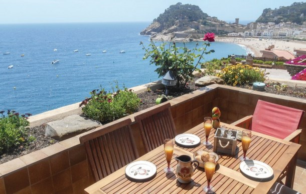 Location vacances Tossa de Mar -  Appartement - 6 personnes - Table de ping-pong - Photo N° 1