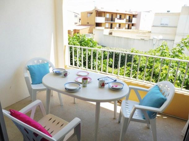 Location vacances Agde -  Appartement - 4 personnes - Climatisation - Photo N° 1