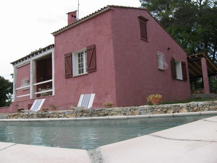Villa pour 6 pers. avec piscine privée, Flayosc