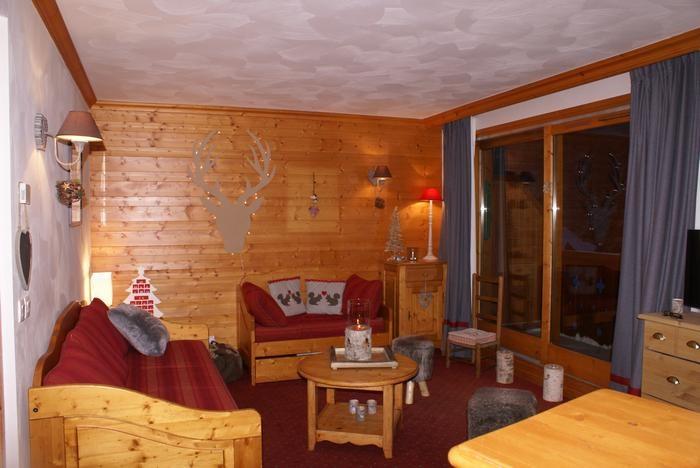 Appartement pour 6 pers. avec piscine, Mâcot-la-Plagne