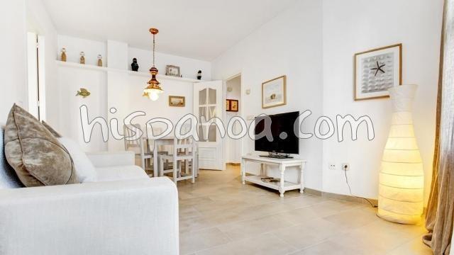 Location vacances Palafrugell -  Appartement - 3 personnes - Télévision - Photo N° 1
