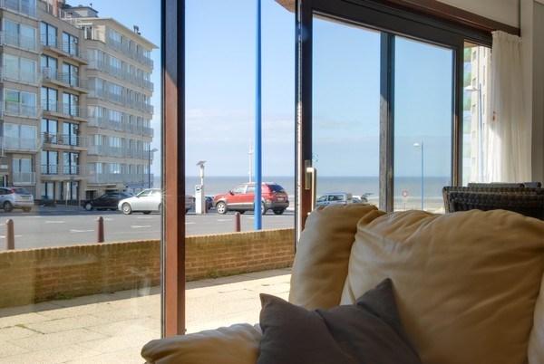 Rez-de chaussée - 1 chambre - spacieux vue sur mer