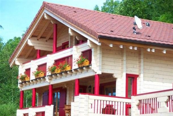 Location vacances Cornimont -  Maison - 9 personnes - Barbecue - Photo N° 1