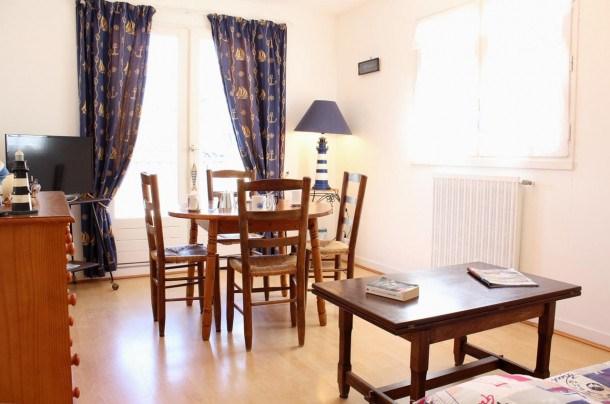 Appartement 2 pièces 4 couchages LE POULIGUEN