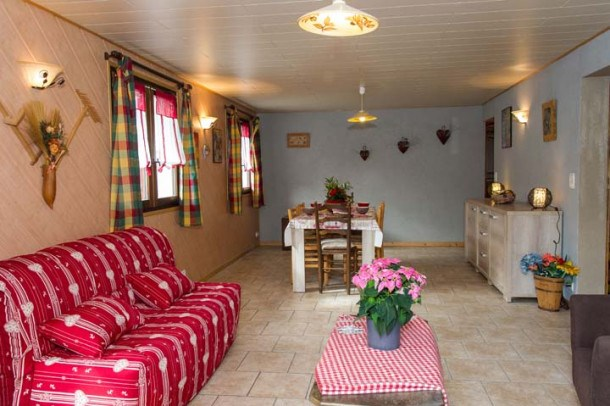 Location vacances Châtel -  Appartement - 6 personnes - Barbecue - Photo N° 1