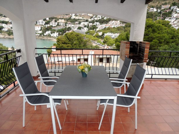 Location vacances Rosas -  Appartement - 5 personnes - Barbecue - Photo N° 1