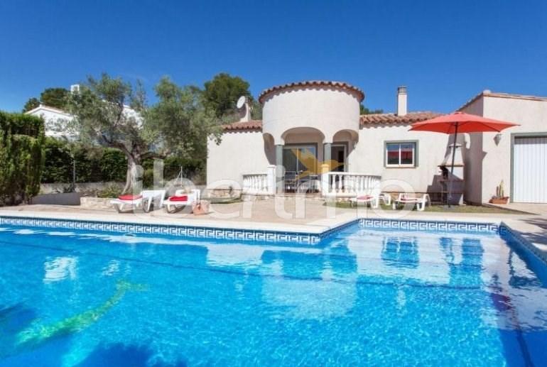 Villa à Ametlla de Mar pour 9 personnes - 4 chambres