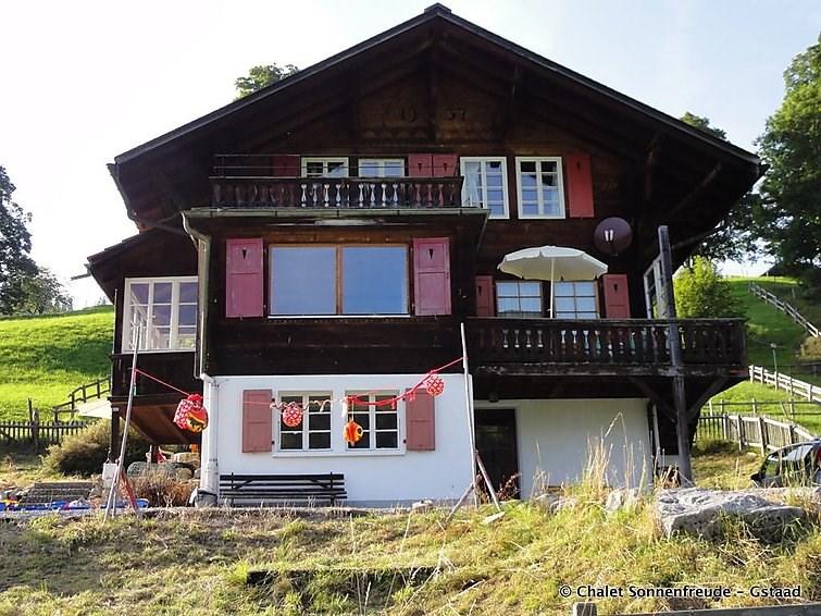 Appartement pour 7 à Schönried