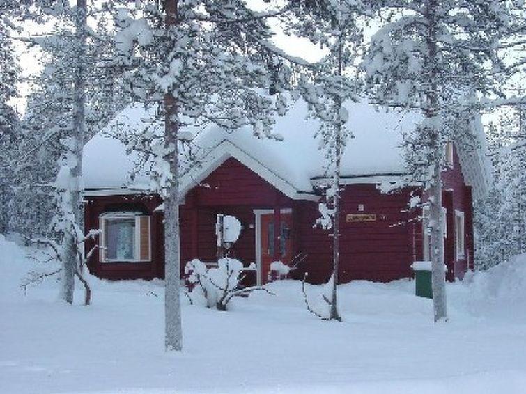 Studio pour 4 personnes à Äkäslompolo
