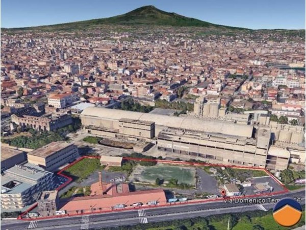 Vente  13500m² Catania