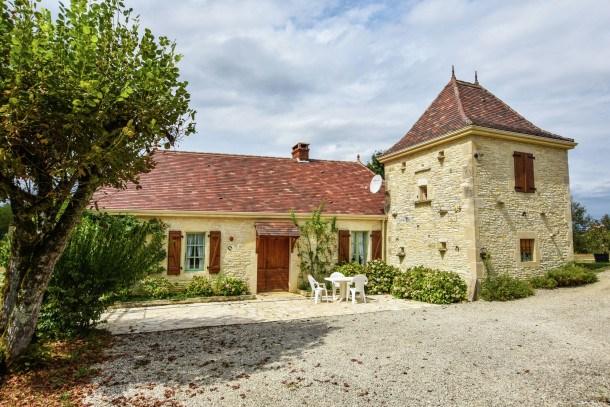 Location vacances Thédirac -  Maison - 4 personnes - Barbecue - Photo N° 1