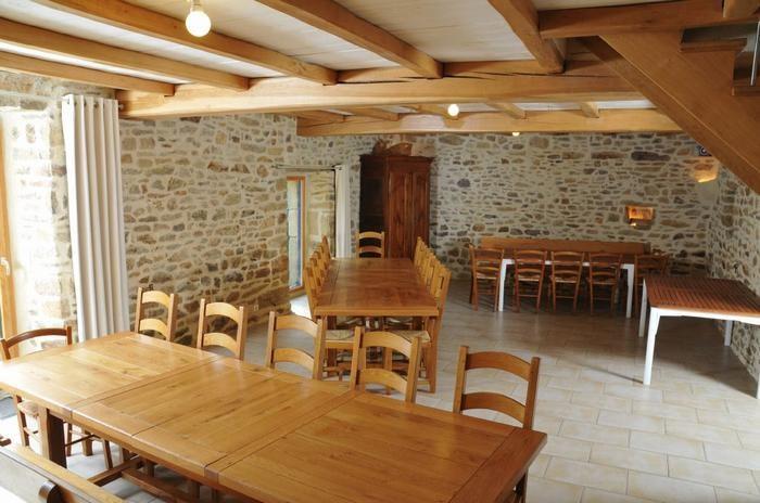 Location vacances Landaul -  Maison - 27 personnes - Barbecue - Photo N° 1
