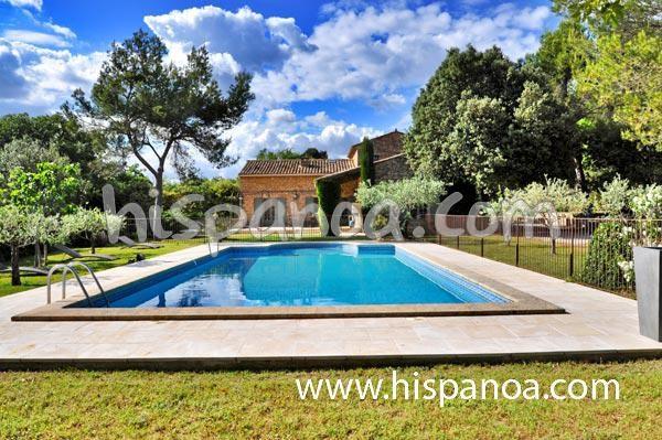 Location villa piscine Vaucluse pour 8 personnes | 38201
