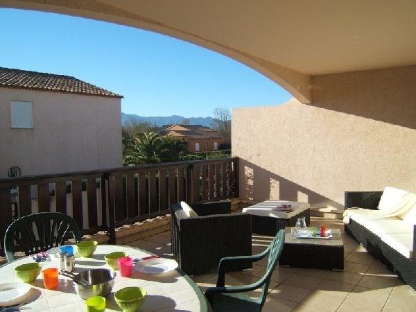 Appartement T2 pour 5 personnes à Saint Cyprien (66750). Résidence jardins d'Harmonia.