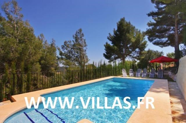 Holiday rentals Calp - House - 12 persons - BBQ - Photo N° 1