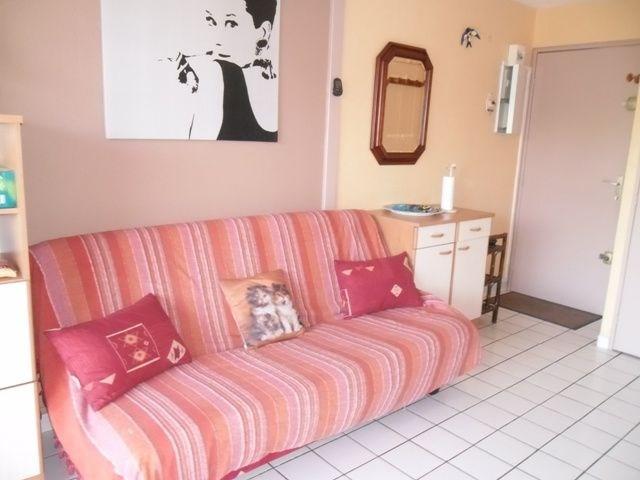Résidence Le Lagon - Appartement 2 pièces avec mezzanine situé à 400 m de la plage.