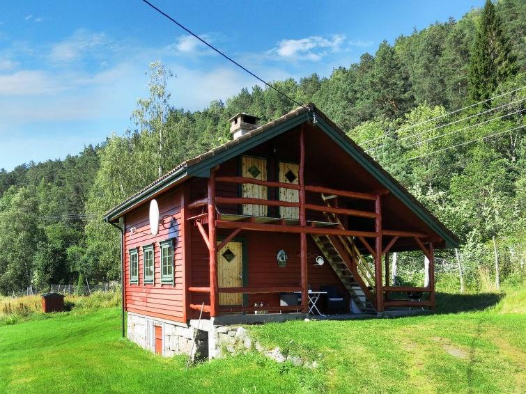Maison pour 5 à Balestrand