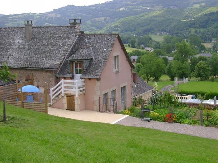 le logement et sa terrasse