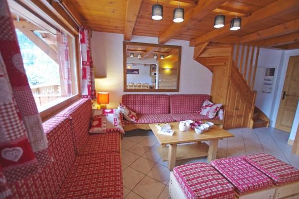 Location vacances Champagny-en-Vanoise -  Appartement - 12 personnes - Télévision - Photo N° 1