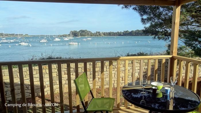 Location vacances Arzon -  Maison - 6 personnes - Jardin - Photo N° 1