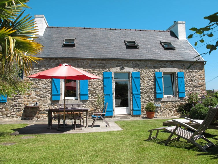 Location vacances Locquirec -  Maison - 5 personnes -  - Photo N° 1