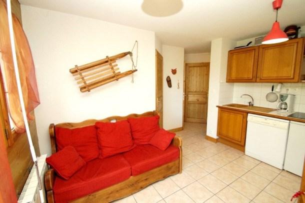 Appartement avec terrasse - 2 pièces - 30 m² - 4 Personnes