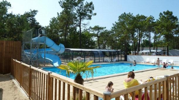 Location vacances Saint-Jean-de-Monts -  Maison - 6 personnes - Table de ping-pong - Photo N° 1