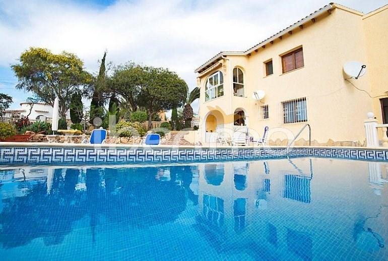 Villa à Calpe pour 4 personnes - 2 chambres